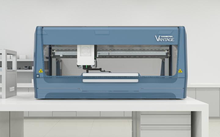 Microlab VANTAGE liquid handling system