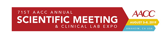 American Association for Clinical Chemistry (AACC) Annual