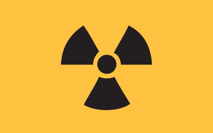 Icons environmental radiation