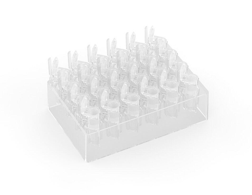 6600409 01 microlab prep small tube pedestal