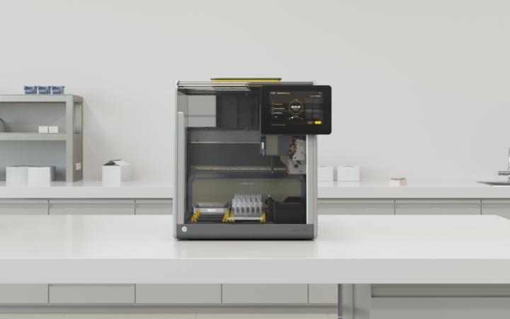 Microlab Prep liquid handling system